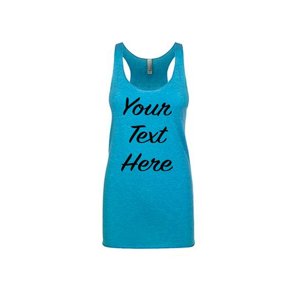 Personalized Tank Top, Custom Shirts, Custom Tshirts, Personalized Shirts, Workout Tank, Workout Clothes, Yoga Tank, Yoga Top, Gift for Wife