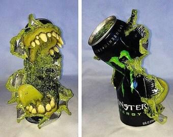 Monsterror, sculpture, monster, horror, zombie, art