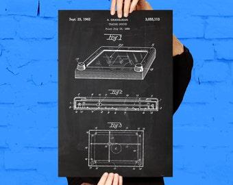 Etch-A-Sketch Print, Etch-A-Sketch Poster, Etch-A-Sketch Patent, Etch-A-Sketch Decor, Etch-A-Sketch Wall Art, Etch-A-Sketch Art, Vintage Toy