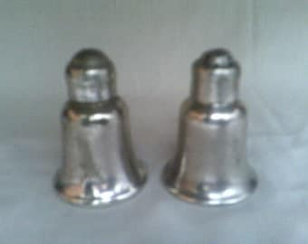 Salt and Pepper Shakers Regal Plate
