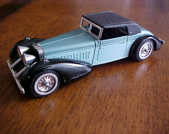 Matchbox 1/43 scale Model of Yesteryear-Y-17 1938 Hispano-Suiza