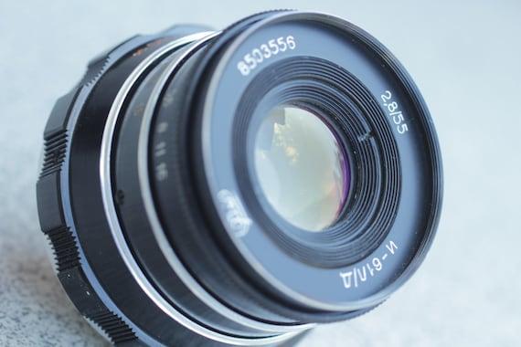 INDUSTAR-61 L/D 2.8/55 Russian Lens M39 Fed Zorki Olympus Lumix Fujifilm И56