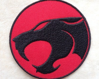 Thundercats Iron On Embroidery Patch
