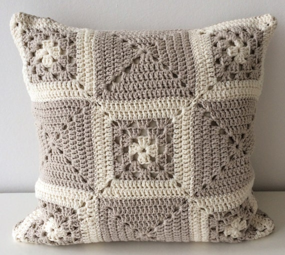 Throw Pillows Native American : Neutral Scatter Cushion Decorative Throw Pillow by KnottyFlorist
