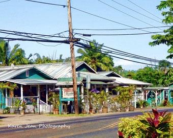 Tahiti Nui Restaurant in Hanalei