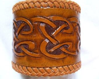 Celtic Wrist Cuff