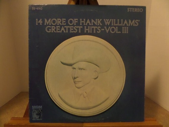 Items Similar To 14 More Of Hank Williams Greatest Hits