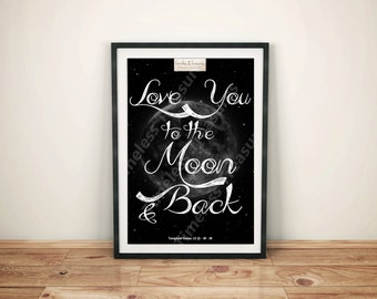 Love Story (I) - Love You to the Moon and Back