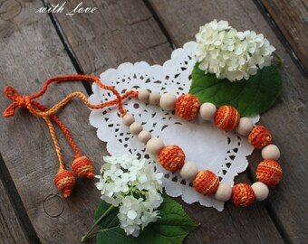 Breastfeeding beads, called for moms and kids