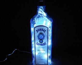 Bombay Sapphire Bottle Light