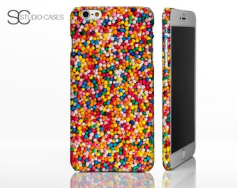 Hundreds & Thousands iPhone Case. Sweet Shop Collection Cases Available for all iPhone Models. Candy Prints
