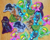 Legend of Zelda Stickers