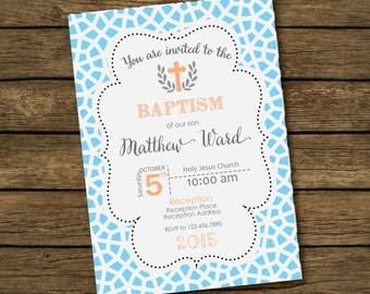 Invitation Baptism Girl was beautiful invitations ideas