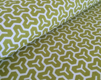 1 1/2 yards Honeycomb Grass Joel Dewberry Modern Meadow Fabric