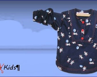 Girl blouse MAXI. Size (D) 98th about 2-3 years. 2-3 T.