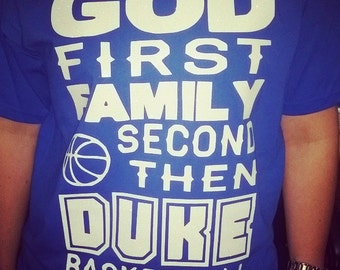 God, Family, Basketball