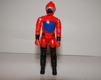 Vintage 1983 Hasbro G.I. Joe COBRA H.I.S.S DRIVER (v1) The Enemy Action Figure