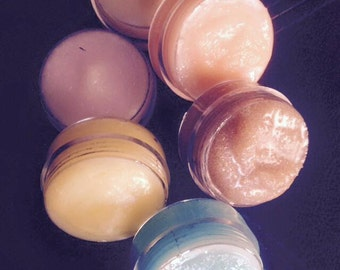 Pretty Lip Scrub