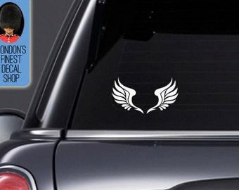 Angel Wings - Car Vinyl Decal