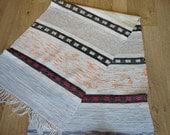 SALE Swedish Rag Rug Pastel rug yoga mat Trasmattor Handwoven Scandinavian Rug 1,7 meters in length