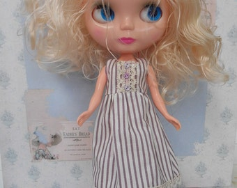 Blythe, pullip romantic dress