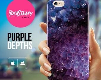Purple Gem iPhone 6s case, iPhone 6 Plus case, iPhone 6 Case, iPhone 5s Case, iPhone 5C case, apple iphone case, samsung s5 case,