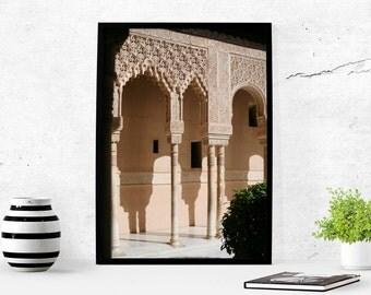 Alhambra decor etsy for Alhambra decoration