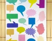 S112 - 20 Speech Text Box...
