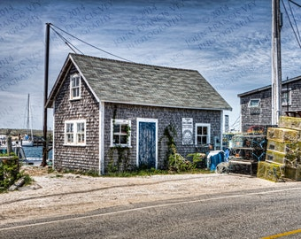 Chilmark Lobster Fisherman's Shack, Martha's Vineyard