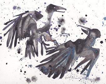 PRINTS Ravens