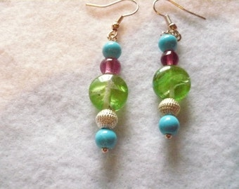 Summer romance earrings