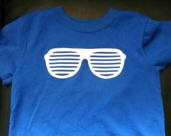 Boys Sunglasses Bodysuit/ Tee