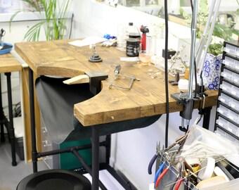 Industrial Jewellers Bench