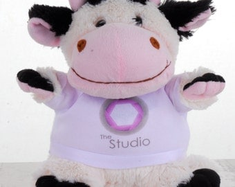 Soft Toy with printed T-Shirt- Not suitable for children under 3 years old