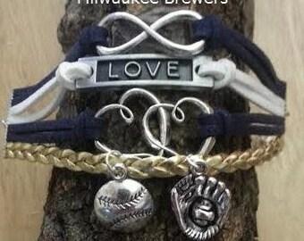 Favorite Team Bracelet