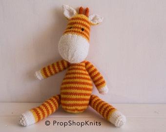 Giraffe, giraffe newborn prop
