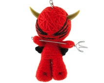 New Voodoo Doll String Magic Thai Handmade Keychain Keyring Gift