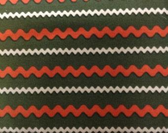 Andover Prints Rick Rack Print Fabric