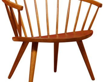 Yngve Ekstrom, wooden armchair