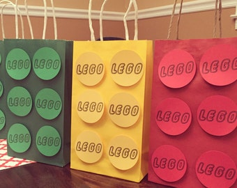 Lego Bags - 10 Pack
