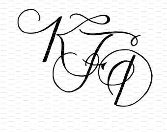 Personal Monogram - Digital File