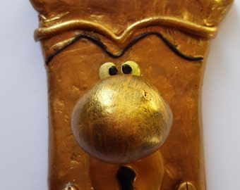 Doorknob from Alice and Wonderland