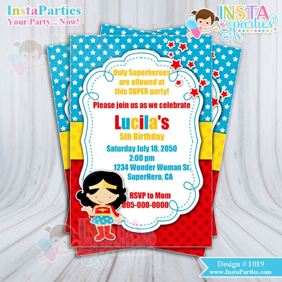 Superhero Party Invites Free as beautiful invitations ideas