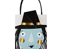 SALE! Halloween Party Bags - Set of 8 Meri Meri Halloween Witch Party Bags - Perfect for your Halloween Party!