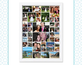 Photo Montage / Collage - Happy memories