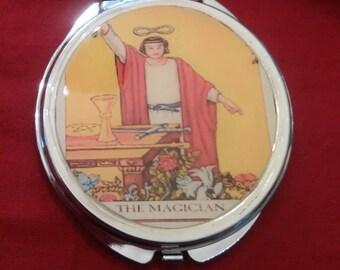 The Magician Tarot Compact Mirror