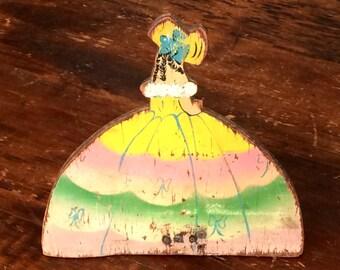 Little Lady Doorstop