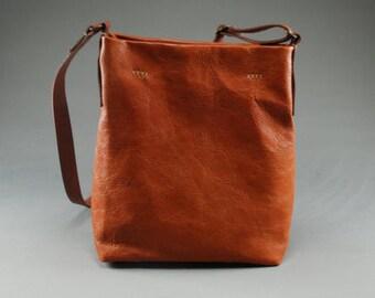 Redoker Euphoria Satchel - Genuine leather Satchel / Womens satchel / Handbag / Shoulder bag / Crossbody bag