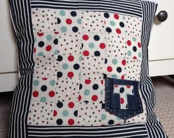 Cushion.  Handmade to order