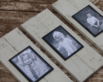 Rustic Wall Decor - Rustic Picture Frame - Picture Frame Set  - Rustic Home Decor - Wood Frame - Mantle Decor - Rustic Wall Decor - Frames